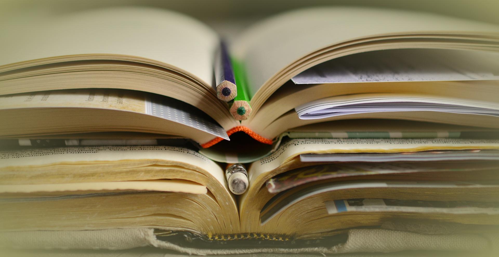 como ler livros marcacao
