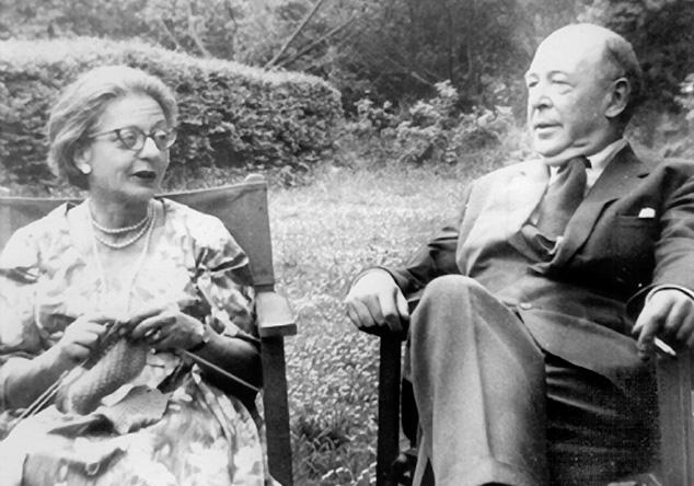 C.S. Lewis e Joy