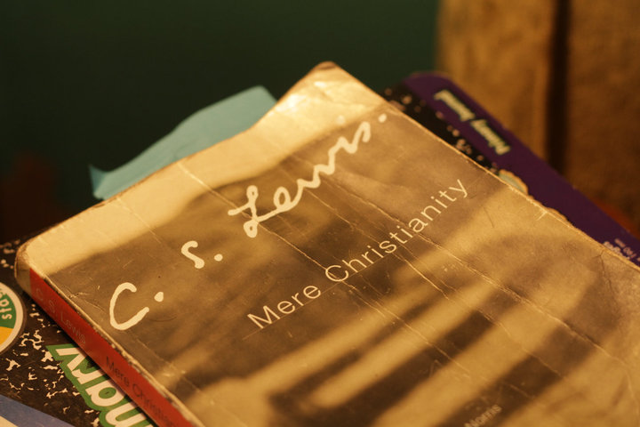 C.S.Lewis mere christianity