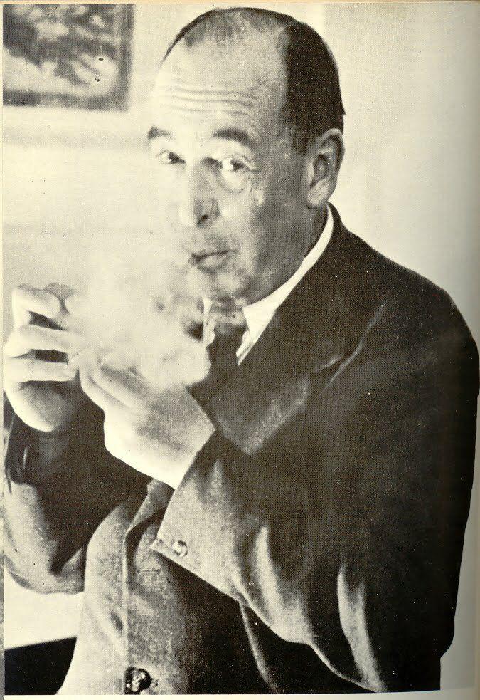 C.S. Lewis pipe