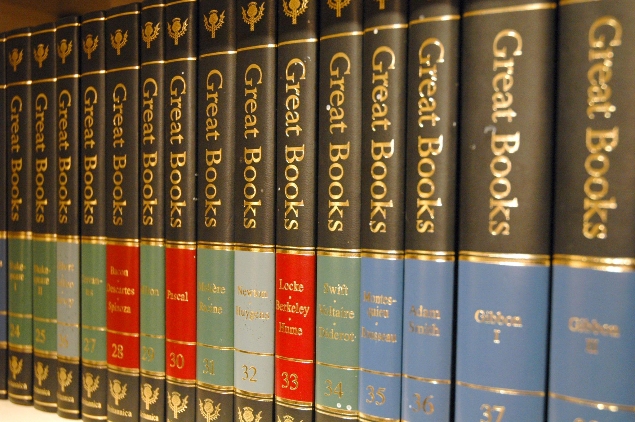 como ler livros enciclopedia
