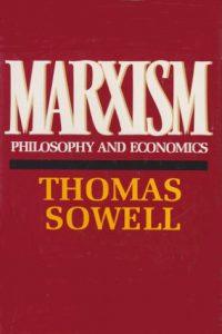 thomas sowell - marxism