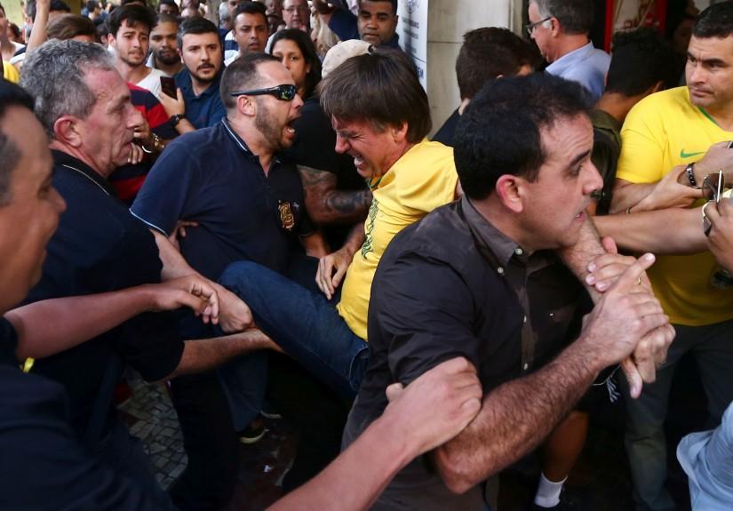 atentado a bolsonaro - intolerancia