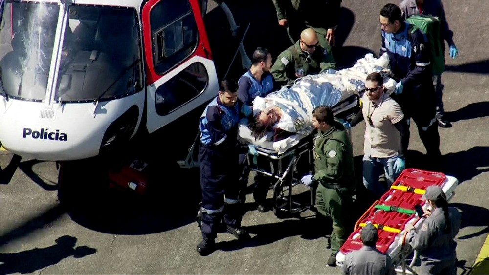 atentado a bolsonaro - hospital albert einstein