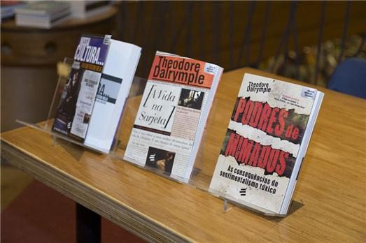 atentato a bolsonaro - livros theodore dalrymple