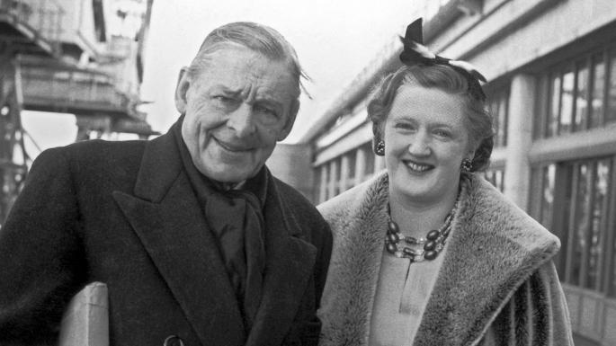 T. S. Eliot esposa