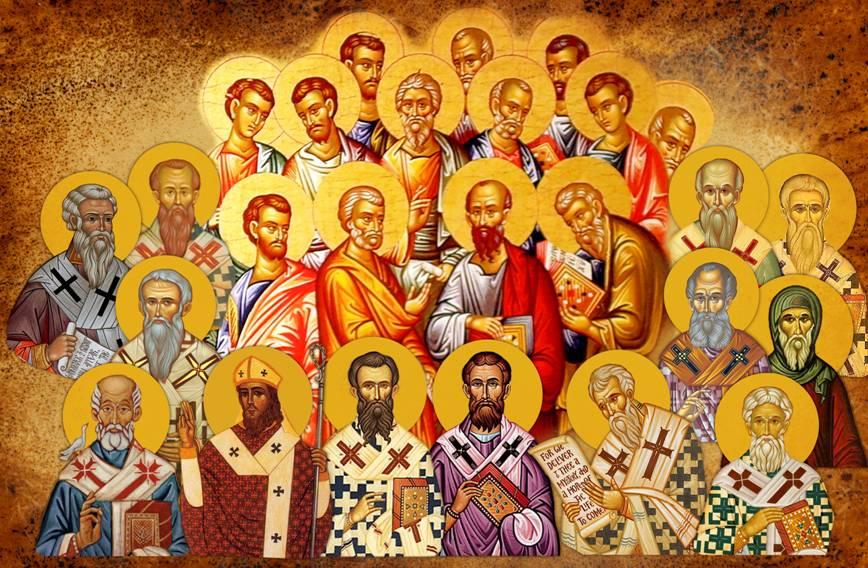 cristianismo pais igreja
