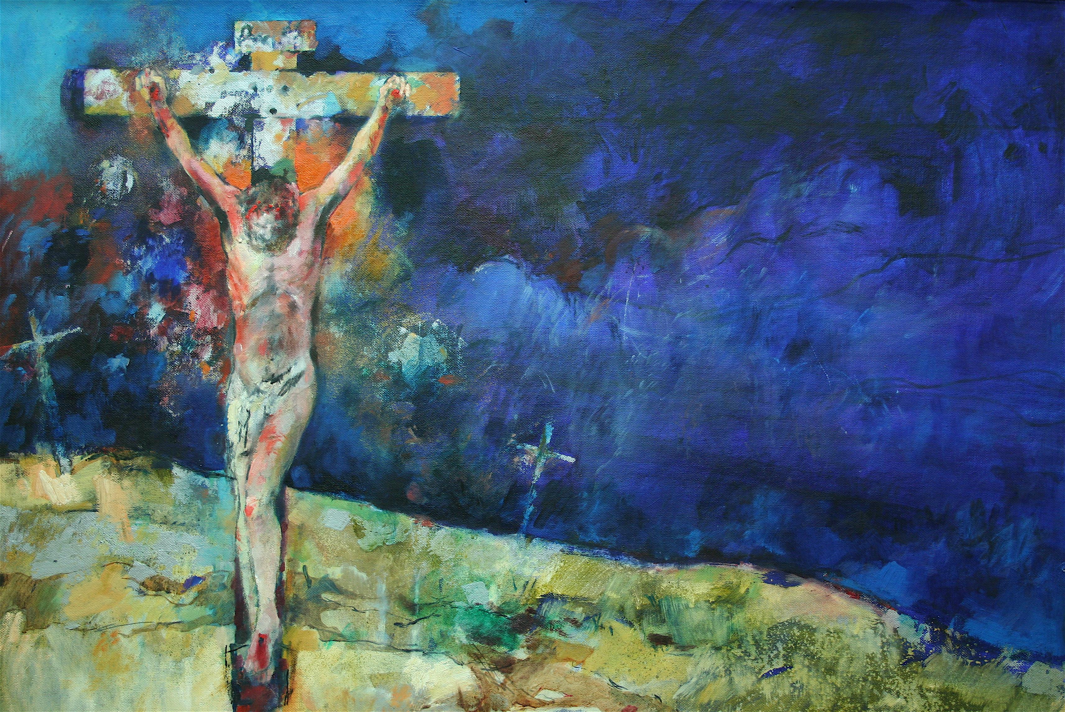 cristianismo pintura
