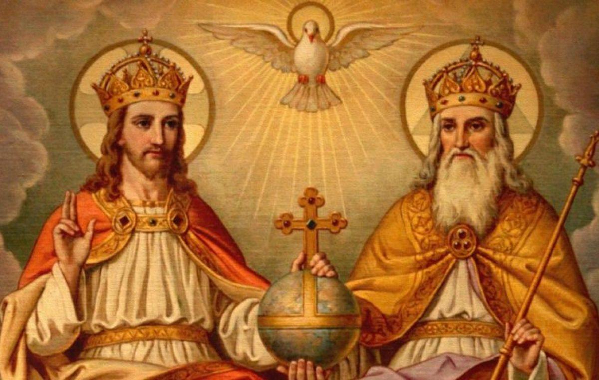 o que é cristianismo trindade