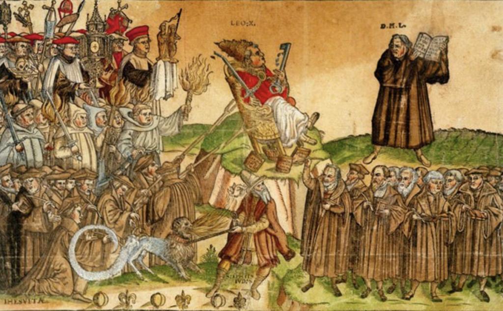 cristianismo reforma