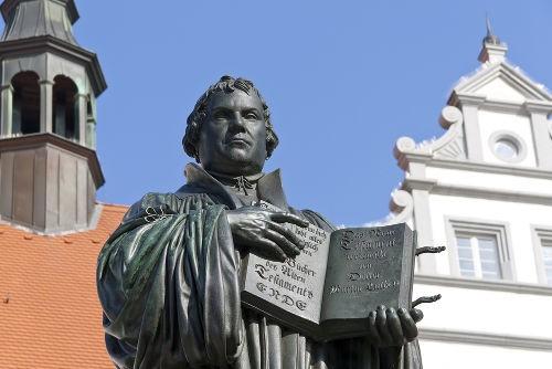 o que é cristianismo lutero