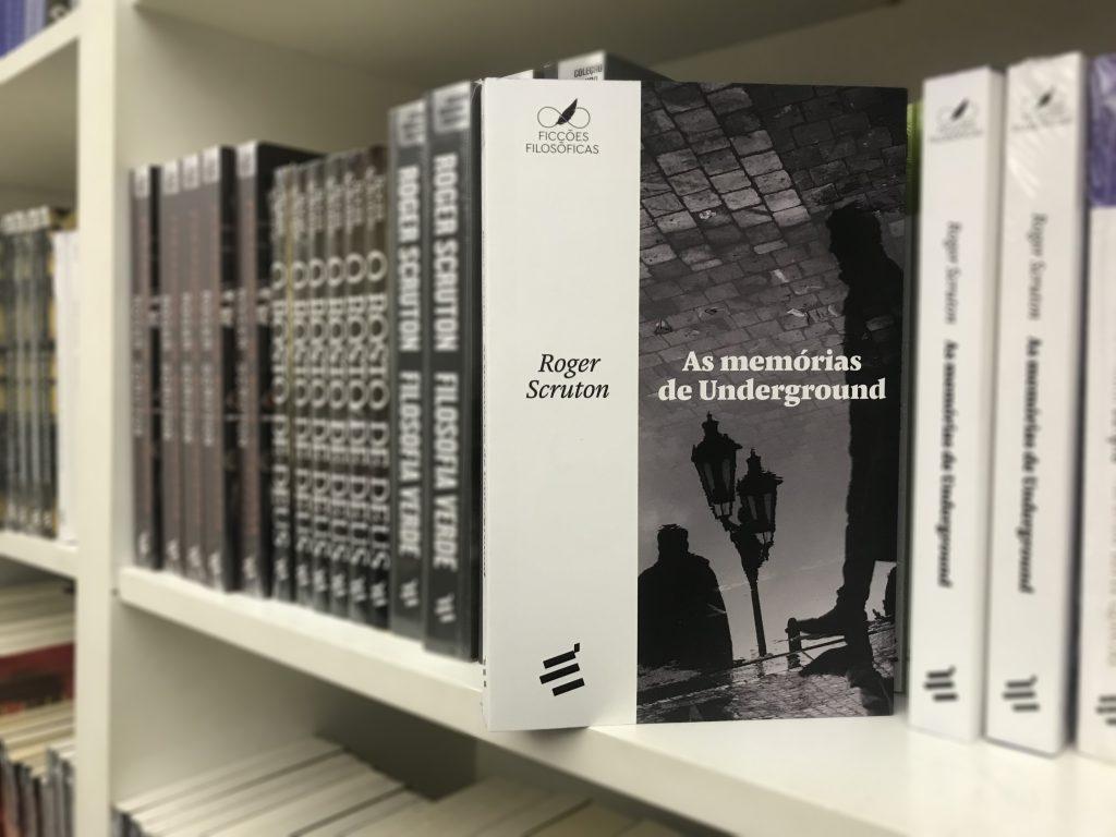as memorias de underground