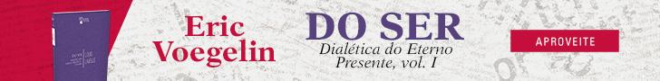 Do Ser - Dialética do Eterno Presente, vol. I