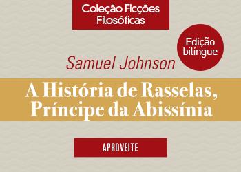 a história de rasselas, principe da abissínia