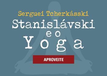 livro stanislavski e o yoga