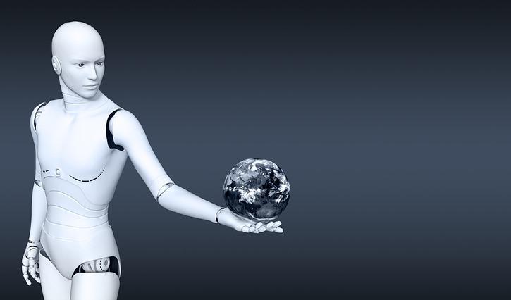 a frança contra os robôs